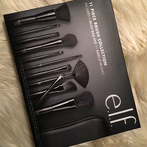 11 PIECE BRUSH COLLECTION by ELF 🧝‍♀️